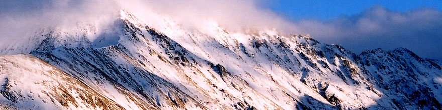 /images/500/2004-11-fremont-lake-mtn1-sp.jpg - #02423: Mountains over Clinton Gulch … November 2004 -- Fremont Pass, Colorado