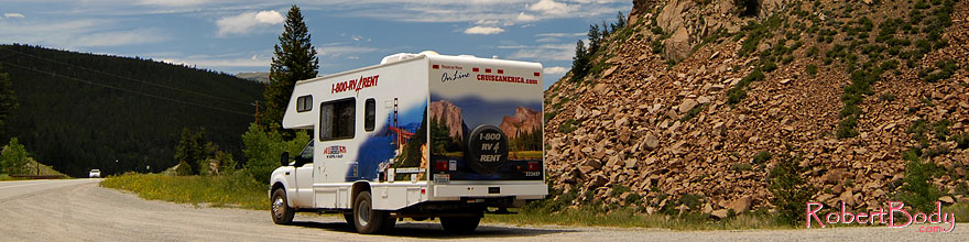 /images/500/2007-06-24-granite-rv02-sp.jpg - #04076: Cruise America - 1-800-RV-4RENT Motorhome … June 2007 -- Granite, Colorado
