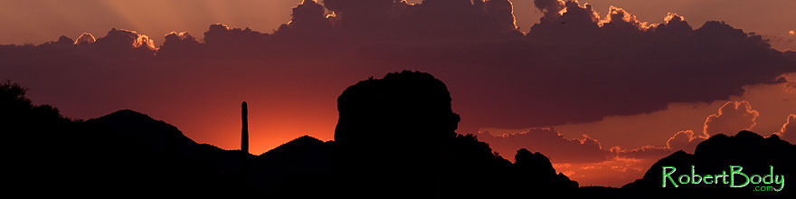 /images/500/2008-08-24-supers-sunset-22392sp.jpg - #05857: Sunset in Superstitions … August 2008 -- Superstitions, Arizona