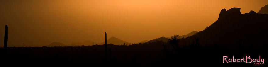 /images/500/2008-09-08-supers-clouds-24253sp.jpg - #05892: Sunset in Superstitions … September 2008 -- Apache Trail Road, Superstitions, Arizona