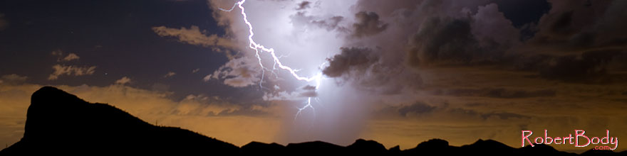 /images/500/2008-09-10-supers-light-yellow-24772sp.jpg - #05851: Lightning in Superstitions, Arizona … September 2008 -- Superstitions, Arizona