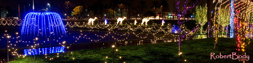 /images/500/2008-12-22-mesa-temple-walk-66271sp.jpg - #06588: Christmas Lights at Mesa Arizona Temple … December 2008 -- Mesa Arizona Temple, Mesa, Arizona