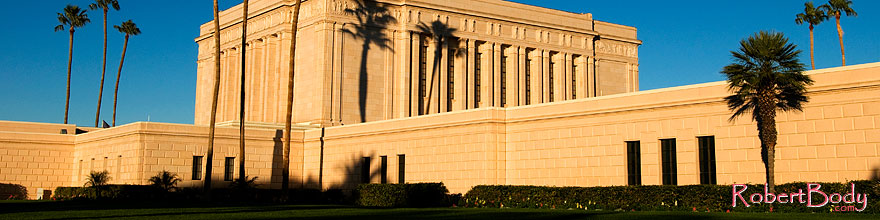 /images/500/2008-12-27-mesa-temple-west-68040sp.jpg - #06655: West side of Mesa Arizona Temple … December 2008 -- Mesa Arizona Temple, Mesa, Arizona