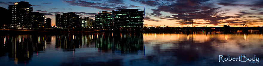 /images/500/2009-01-08-tempe-lake-sunset-74214sp.jpg - #06903: Tempe Town Lake … January 2009 -- Tempe Town Lake, Tempe, Arizona