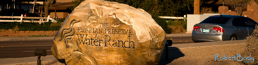/images/500/2009-01-17-gilbert-rip-sign-76813sp.jpg - #06961: Riparian Preserve sign … January 2009 -- Riparian Preserve, Gilbert, Arizona