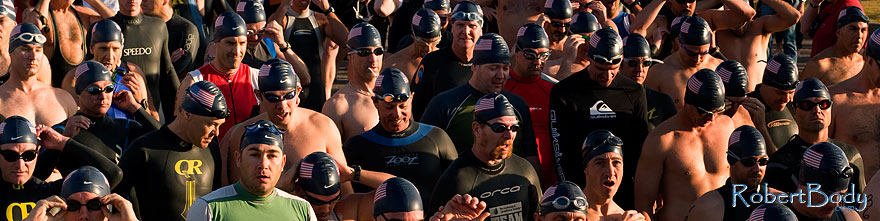 /images/500/2009-10-11-pbr-off-tri-115104sp.jpg - #07543: 8 minutes before the race - PBR Offroad Triathlon, Oct 11, 2009 at Tempe Town Lake … October 2009 -- Tempe Town Lake, Tempe, Arizona