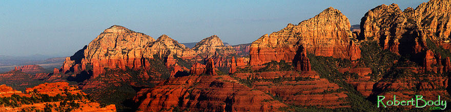 /images/500/2010-07-12-sedona-morning-16260sp.jpg - #08233: Morning in Sedona … July 2010 -- Schnebly Hill, Sedona, Arizona