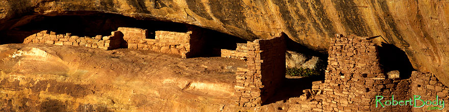 /images/500/2010-10-13-mesa-verde-42734sp.jpg - #08905: New Fire House ruins (top) in Mesa Verde … October 2010 -- Mesa Verde, Colorado