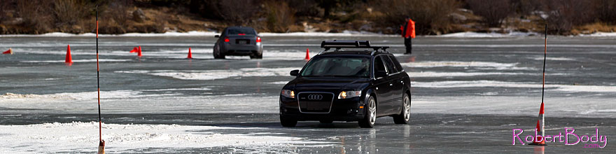 /images/500/2011-01-08-georgetown-ice-47331sp.jpg - #09093: Audi on ice covered Georgetown Lake … January 2011 -- Georgetown, Colorado