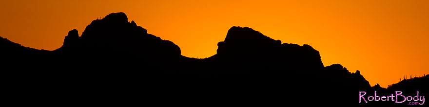 /images/500/2011-05-11-supers-orange-68165-sp.jpg - #09234: Sunset in Superstitions … May 2011 -- Superstitions, Arizona