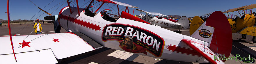 /images/500/2013-03-02-cg-fly-red-baron-27878sp.jpg - #10826: Planes at 55th Annual Cactus Fly-In 2013 in Casa Grande, Arizona … March 2013 -- Casa Grande, Arizona
