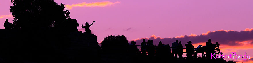 /images/500/2014-09-13-cg-powell-silh-1dx_4510sp.jpg - #12292: People Silhouettes at Hopi Point in Grand Canyon … Sept 2014 -- Hopi Point, Grand Canyon, Arizona